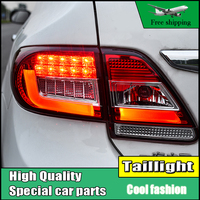 Car Styling Tail Lights For Toyota Corolla 2011 2012 2013 Taillights LED Tail Light Rear Lamp