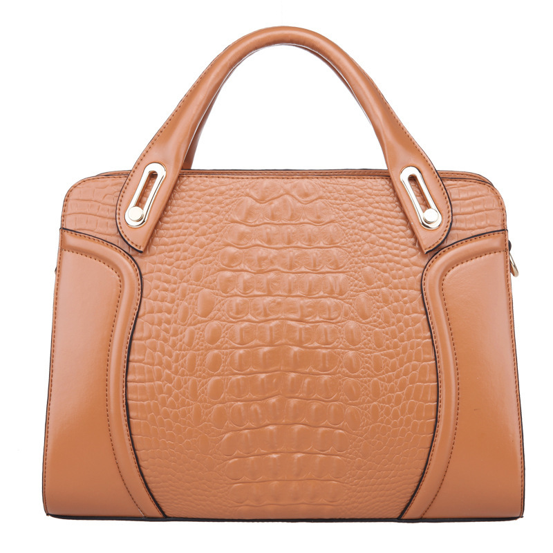 ShengDiLu Brand Women Genuine Leather Handbags Cow Genuine Leather Bags For Women's Shoulder CrossBody Bags Bolsa Femininas Bags timeswood brand genuine cow leather