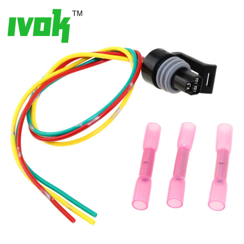 1830669C92 Injection Control Pressure ICP Sensor For Navistar DT466E DT466 DT530 I530E HT530 DT466 With Pigtail Connector Plug