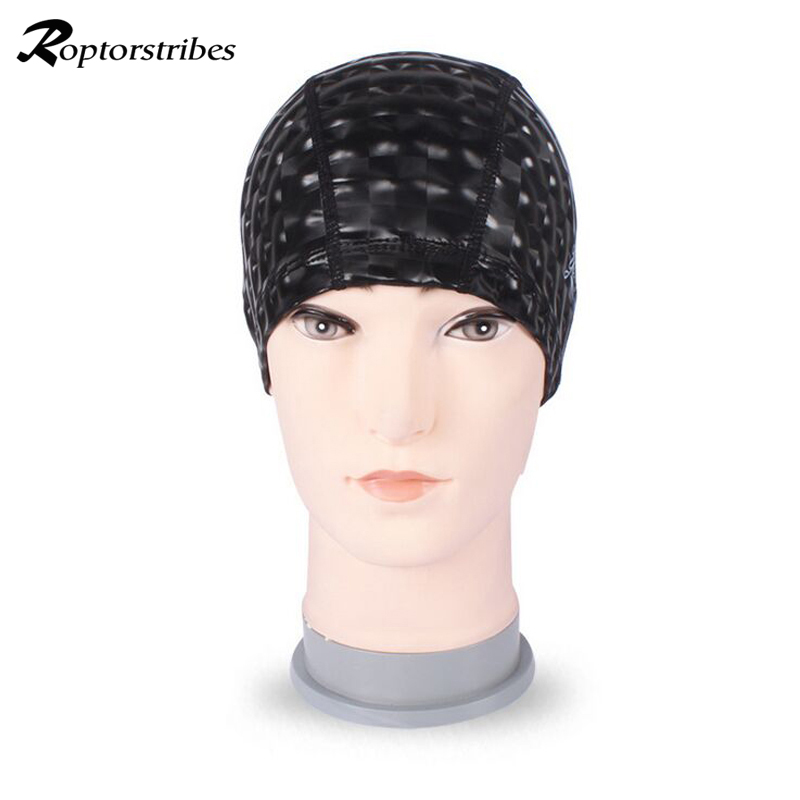 Roptorstribes Water Swimming Cap Cube el