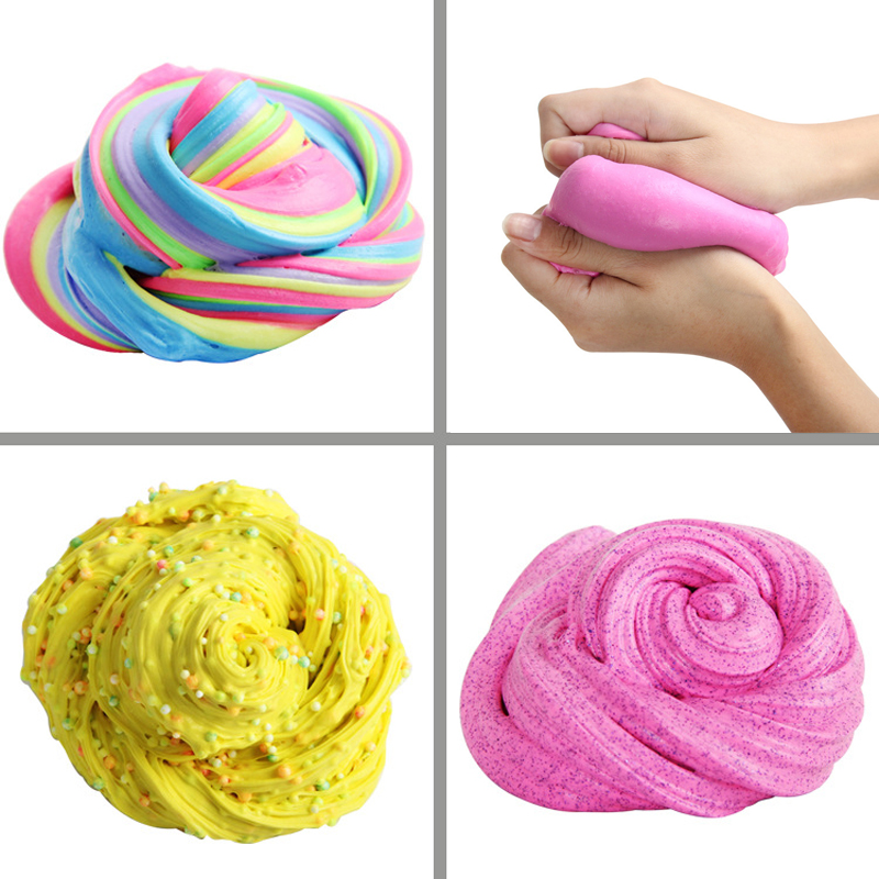100G Super Lightweight DIY Children Kids Educational Sand Clay 3D Indoor Magic Playing Sand Children Toys Sand Clay