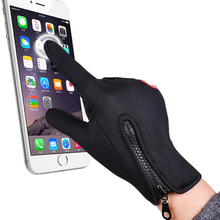 1 Pair New Winter Running Gloves Women Men Outdoor Sports Gloves F Breathable Cycling Casual Gloves 2018 ull Finger Outdoor Glov sahoo outdoor windprood full finger cycling gloves black pair