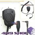 Rainproof Speaker mini Din series and Y mini DIN plug for FT-50 FT-60R VXF-1 VX-1R VX-2R VX-3R VX-5R VX-8GR VX-130,VX160 VX-210,