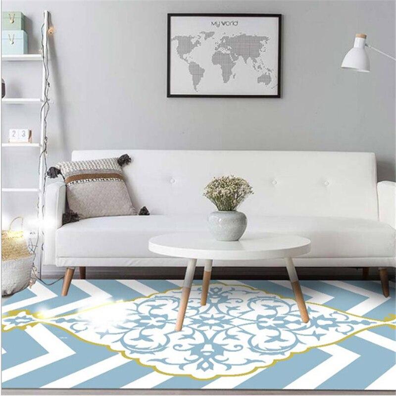 AOVOLL tapis nordiques et tapis pour la maison salon chambre enfant chambre tapis pour le salon moderne salon tapis