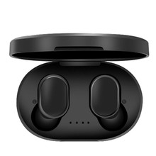 A6S Wireless Bluetooth Earphones For Xiaomi Redmi Airdots TWS Earbuds 3D stereo Earphone Noise Reduction Mic With Charging Box a6s tws bluetooth 5 0 earphones stereo wireless noise cancellation with mic handsfree earbuds for iphone xiaomi redmi
