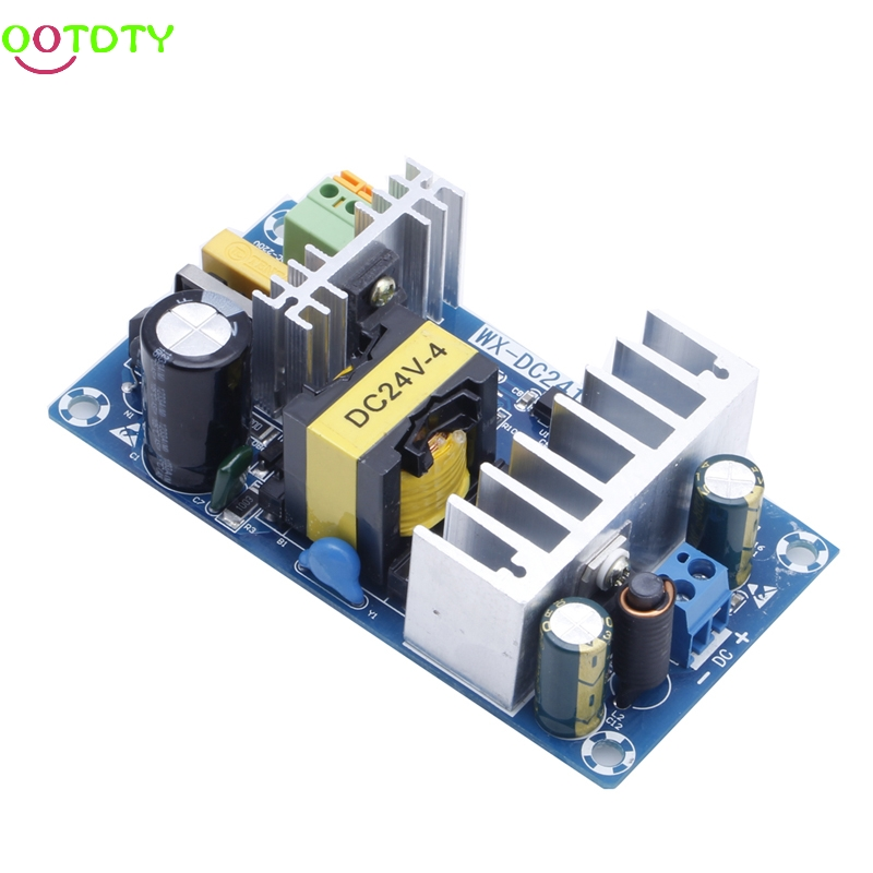 Power Supply Module AC 110v 220v to DC <font><b>24V</b></font> 6A AC-DC Switching Power Supply Board 828 Promotion image