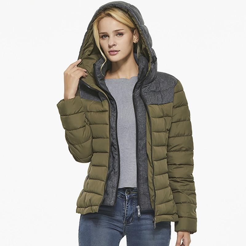 Vestes Paste bean Longue Largerlof Hiver De Femmes 2018 Pa47022 Chaud D'hiver Red Épais Et Vêtements Parka Manteaux q7awBZ7p