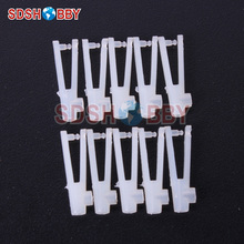 10Pcs Plastic Clevis D1xd2xL 21mm for RC Airplane