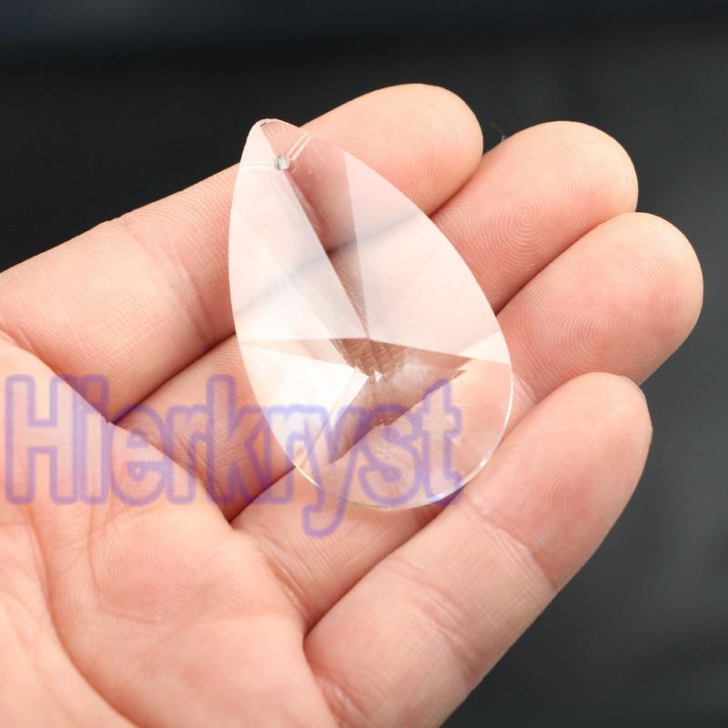 HIERKYST 1 vnt K9 stiklo krištolo prizmės pakabukai Sietynai Dalys - Apšvietimo priedai - Nuotrauka 3