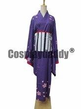 disfraz Kaoru Kamiya samurái