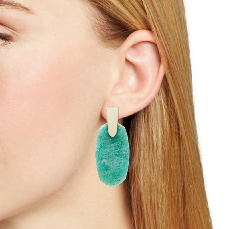 Abalone Earrings on Aragon Silver 5