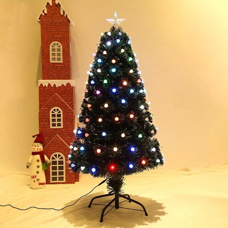 Lead Free Christmas Trees: LED Christmas Decoration Supplies Artificial Christmas