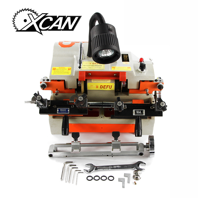 XCAN 100E1 key cutting machine for copy car / door lock key duplicating machine locksmith tool цена