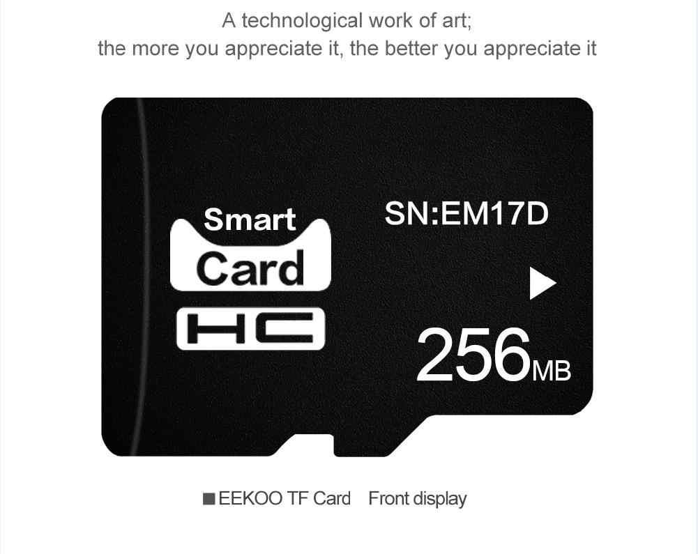 1 gb/2 gb/4 gb/128 mb/512 mb/256 mb tarjeta de memoria Micro SD Clase 6 tarjeta de memoria Flash Microsd TF/SD para tableta r60