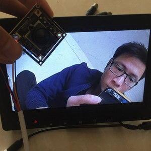 """Image 5 - Moduł HD 800TVL kamera telewizji przemysłowej płytka drukowana bezpieczeństwa 1/3 """"CMOS 2.0MP 1080P otworkowa 2.8mm obiektyw 650nm filtr"""