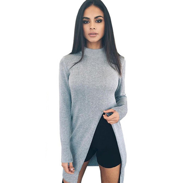 6dffc1b76 المرأة الربيع عارضة كبار قمزة الإناث الأزياء طويلة shirt ملابس بلايز حلوة  تي شيرت الملابس الزى