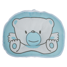 HOT SALE Cute infant pillow with pattern Bear prevent flat head.