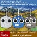 Remote Control Silicone Protective Case Silicone Sleeve Cover for DJI Phantom 3 Standard and Phantom 2/2V/2V+