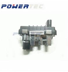 Para Mercedes C320 E320 M320 R320 3.0 165 Kw 224 HP OM642-G-277 NOVO 777318 764809 764381 Turbolader Atuador De Vácuo Eletrônico