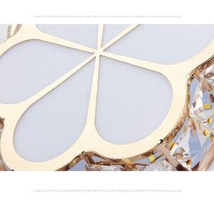 Image 4 - Ledクリスタルシャンデリアバルコニーライト売り場ライト円形入り口廊下灯スポットライトメーカーランプFD 116