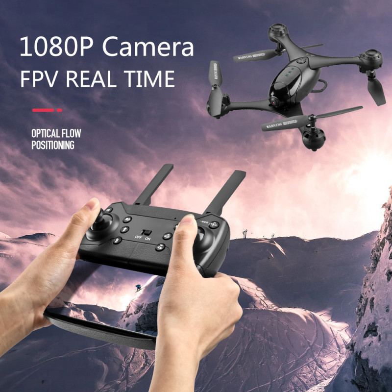 Image 5 - New Arrival SMRC M6 4K 1080P RC Drone with Camera Hd Mini Quadcopter with Double Camera Remote Control Helicopter WIFI FPV-in RC Helicopters from Toys & Hobbies