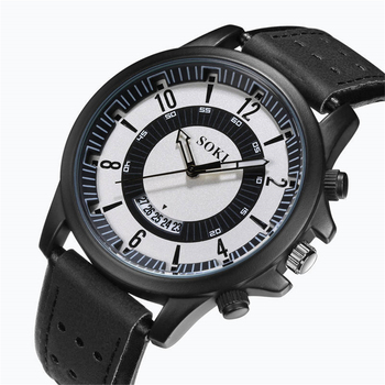 Fashion Watches Men Casual Military Sports Watch High quality Quartz