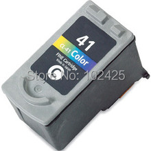 Чернильный Картридж Для Canon CL-41 CL41 CL-41 Для Canon Pixma MP140 MP150 MP160 MP180 MP450 MP190 MP210 MP220 MP470 IP1800 принтер