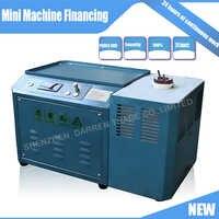 New mini molten gold machine 220V 1kg gold/copper/silver induction melting furnace,gold melting furnace