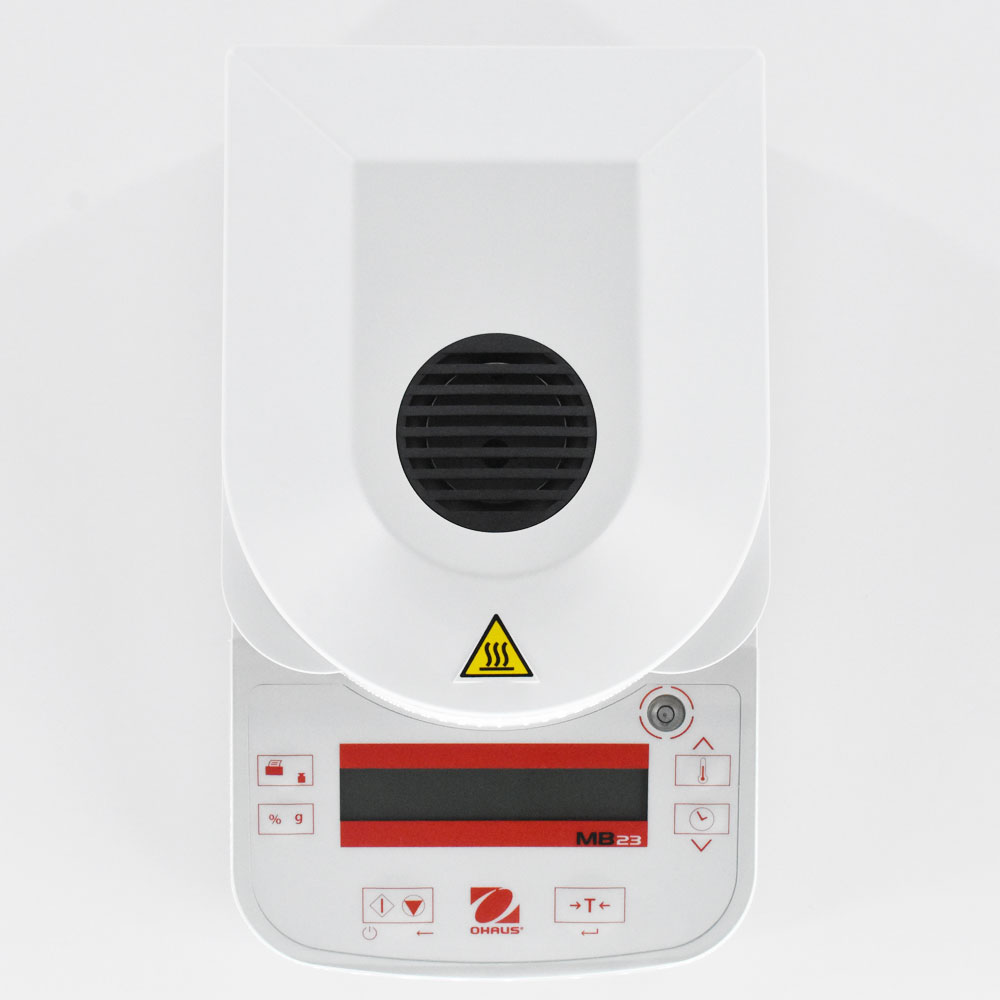 Ohaus Moisture Analyzer MB23 Lab Infrared Heating Grain Moisture tester meter 110g capacity RS232 in Moisture Meters from Tools