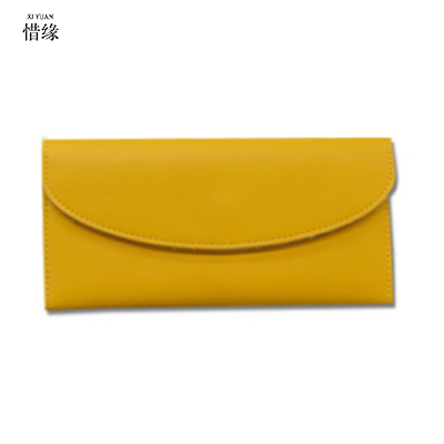 XIYUAN BRAND Cowhide Leather Women Wallet Phone Pocket Purse Wallet Female Card Holder Lady Clutch Carteira Feminina yellow/red 100% women genuine leather wallet oil wax cowhide purse woman vintage lady clutch coin purses card holder carteira feminina