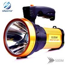 с прожектор светодиодный фонарик