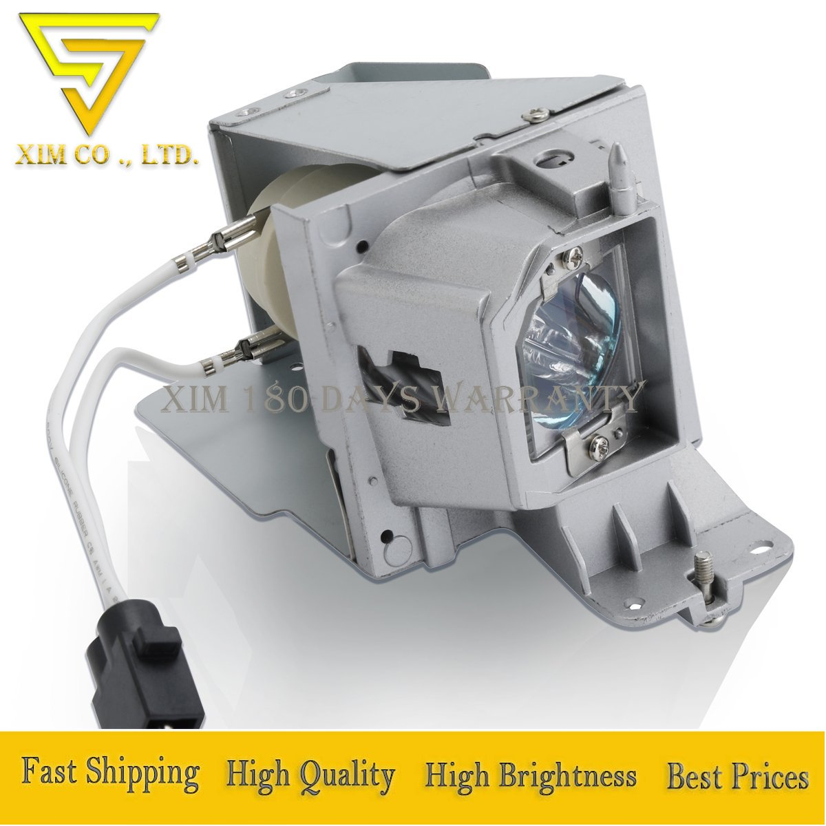 BL FU190E SP 8VC01GC01 Replacement Projector Lamp Module for OPTOMA HD25E HD131XW HD131Xe VDHDNUE HM6301 with housing in Projector Bulbs from Consumer Electronics