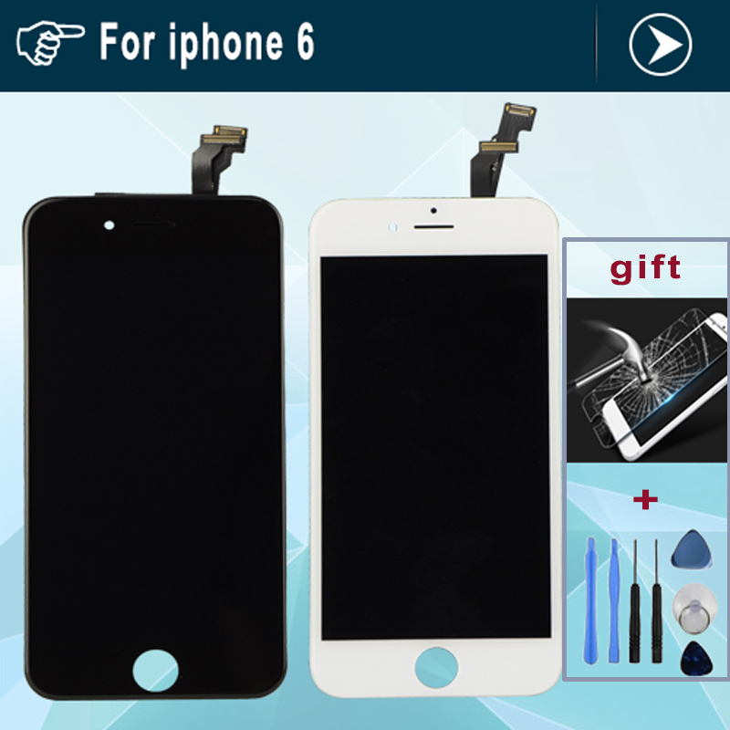 Grade AAA 4 7 inch Replacement font b Screen b font LCD For iPhone 6 Display