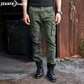 Men's Cargo Pants Multi Pocket Men Casual army Pants Military Overall Men Long Trousers Top Quality Army clothing