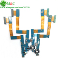 10 pcs Origianl T550 USB Charger Doca de Carregamento Porto Flex Cable Para samsung galaxy tab a 9.7 t550 t555 carregador flex com rastreamento