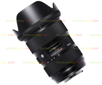 Sigma 24 35mm F2 DG HSM ART Full Frame Zoom Lens For Nikon