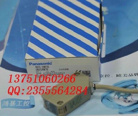 NX5-RM7B original authentic Japanese SUNX photoelectricity switch nusun nx 180