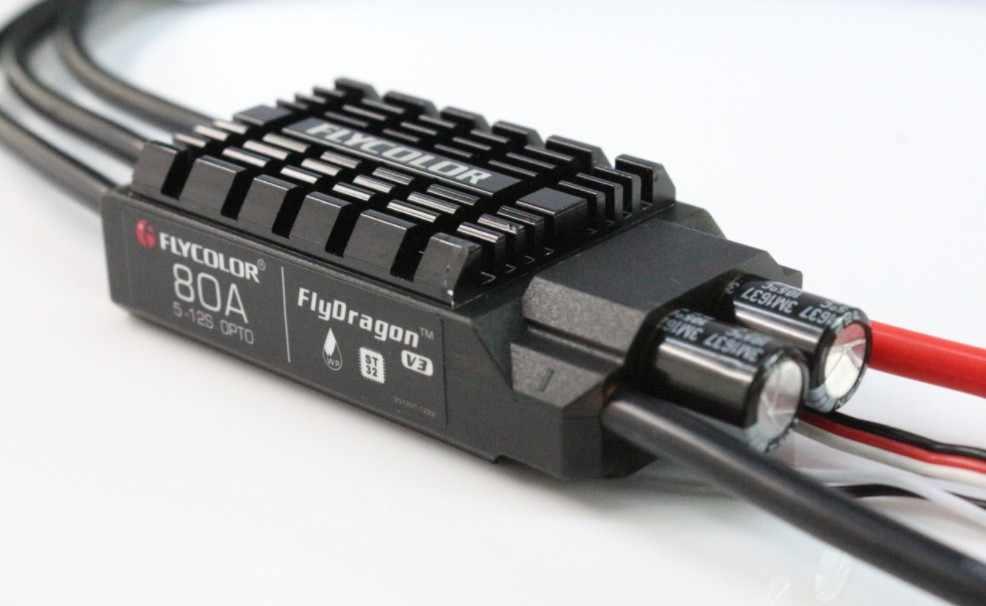 Водонепроницаемый Высокоскоростной контроллер 80A HV бесщеточный ESC Поддержка 5-12 S для RC Дрон Квадрокоптер аксессуар высокое качество запчасти
