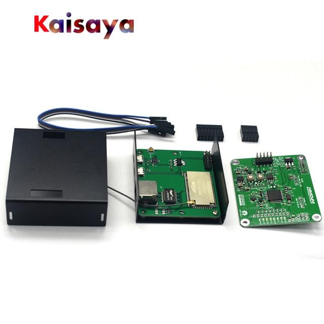 MMDVM open source Multi Mode Digital Voice Modem + MMDVM HOST Main BOARD +  case for Digital Ham Radio OTG MD380 MD760