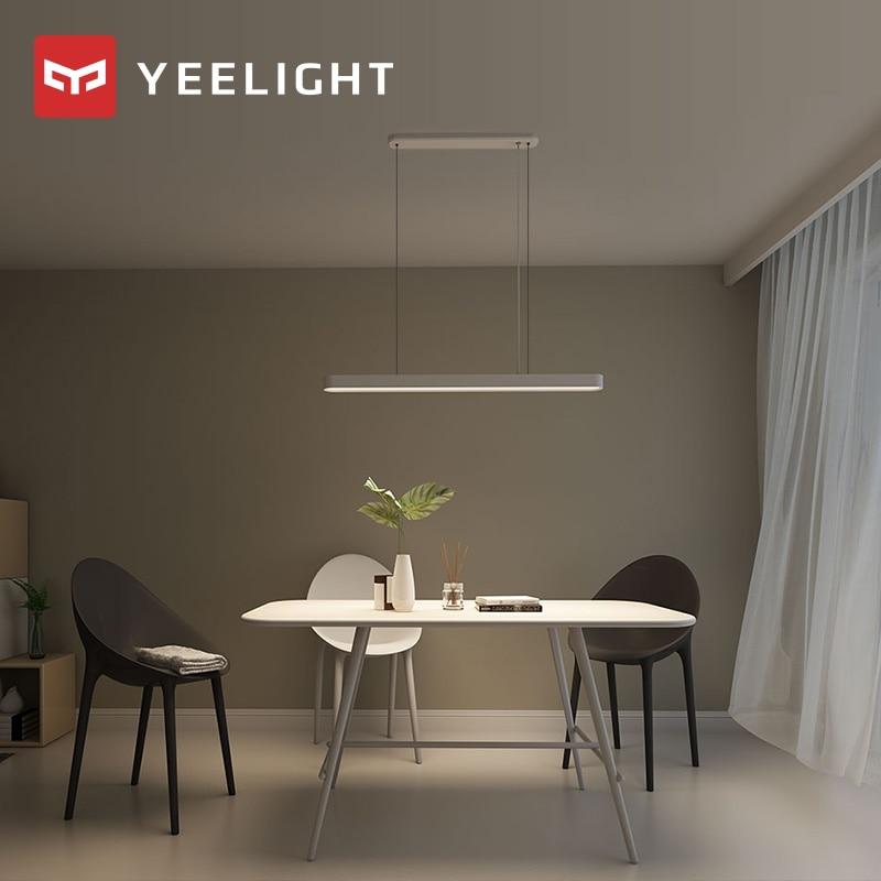 Original xiaomi mi jia YEELIGHT Meteorite LED inteligente cena colgante luces inteligente restaurante araña trabajo con para mi hogar app - 3