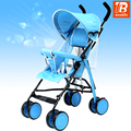 Children the baby cart can sit can lie on the portable folding umbrella car lightweight portable baby baby carriage pram