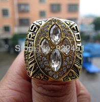 Free Shipping 1989 San Francisco 49ers Super Bowl Championship Ring
