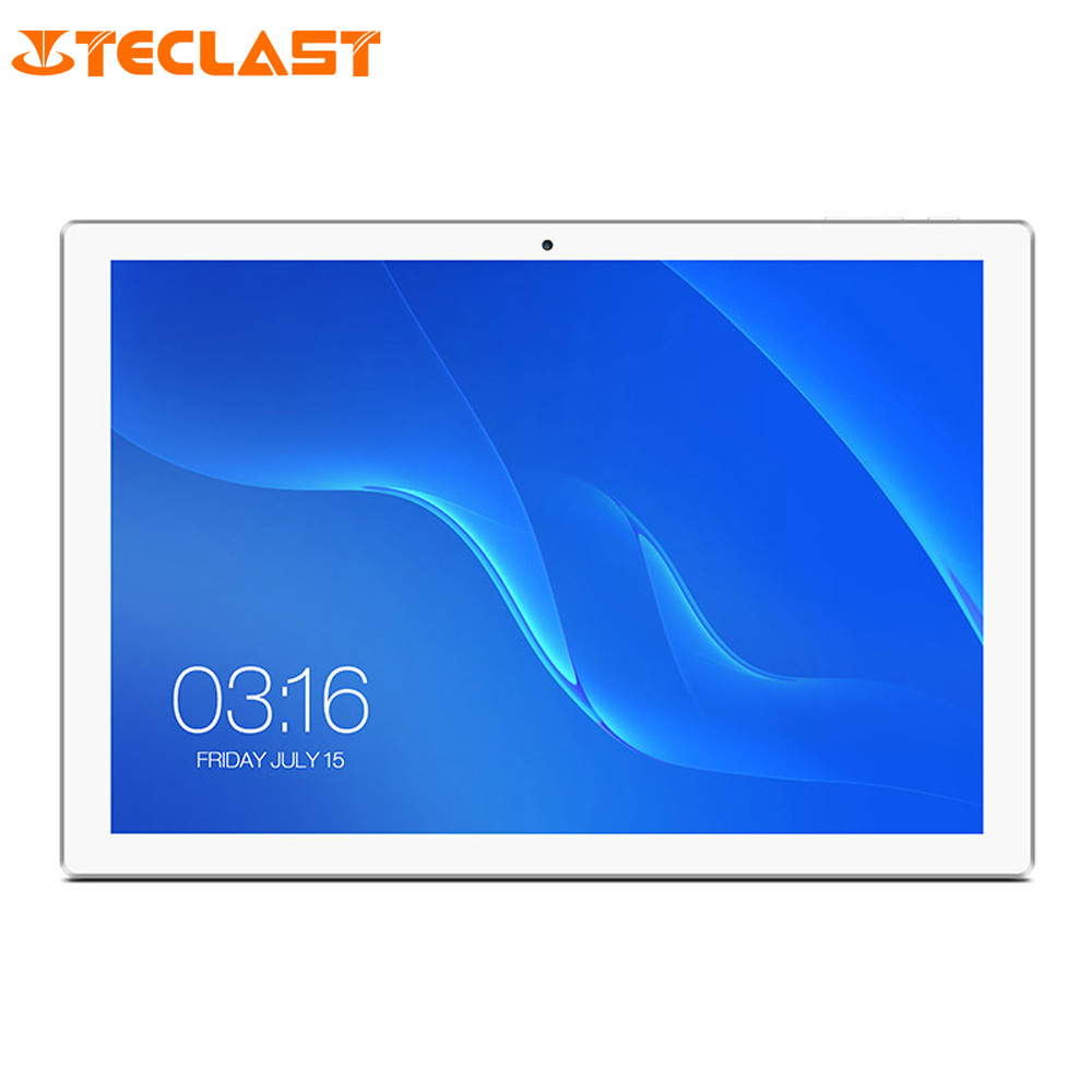 Original Teclast P10 Octa Core 10.1'' 1920*1200 Tablet PC Android 7.1 Rockchip RK3368 2GB+32GB Dual WiFi Cameras Tablets OTG