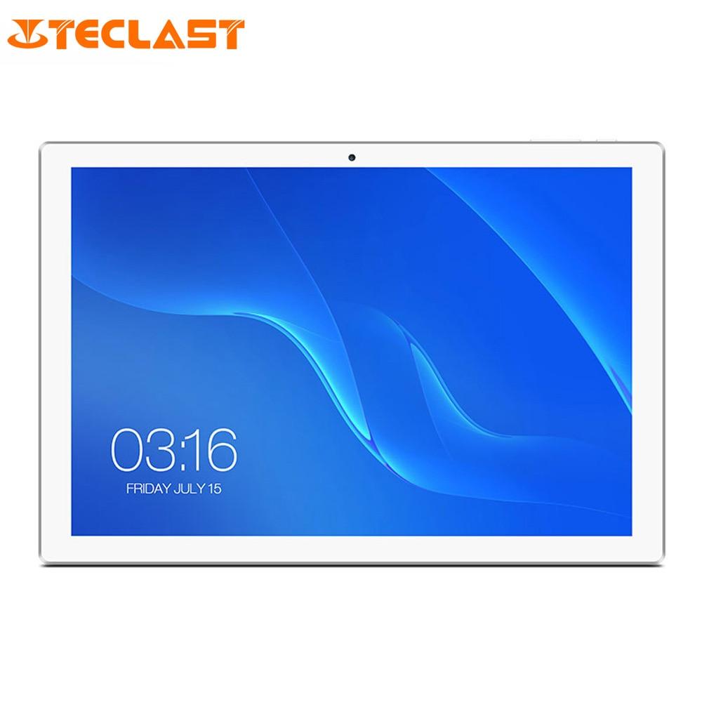 Original Teclast P10 Octa Core 10.1'' 1920*1200 Tablet PC Android 7.1 Rockchip RK3368 2GB+32GB Dual WiFi Cameras Tablets OTG