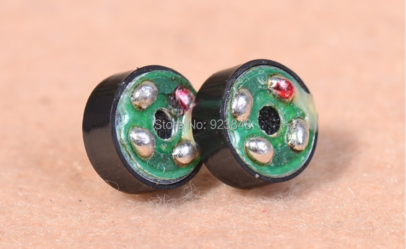 DIY fejhallgató kiegészítők DIY hangszóró 8 mm-es fülhallgató - Hordozható audió és videó