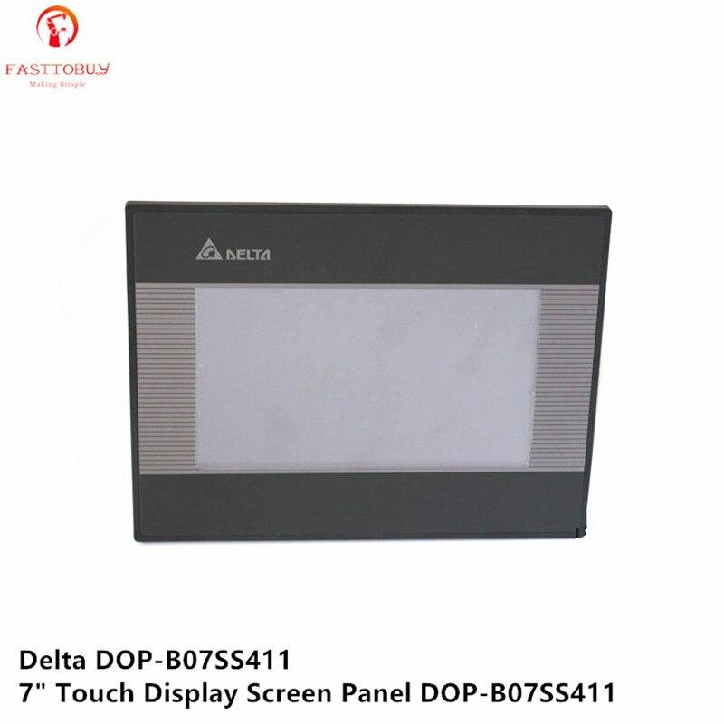 Panneau d'écran tactile 7 Delta DOP-B07SS411 TFT 7 pouces HMI neuf dans la boîte