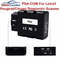 Top Rated Psacom Psa com Bluetooth Auto Diagnostic Scanner For Peugeot For Citroen Cars Psa Com Replace Lexia 3 Pp2000 Diagbox