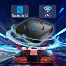 Transpeed 6K Ultra HD Android 9.0 4G 32G TV BOX