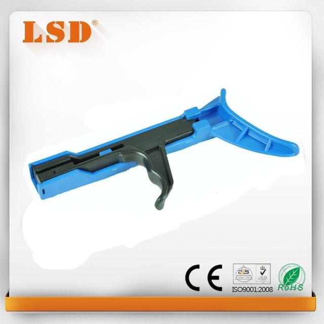 TG 100 licht nylon kabelbinder pistole in TG-100 licht nylon ...