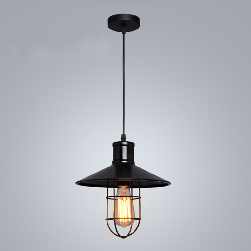 America county style pendant lights living room lofter lifting lamp cloth shop picture lighting bar Retro Pendant Lamp lustres ford county stories